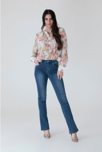 """JEANS """"PEONIA FLARE"""""""