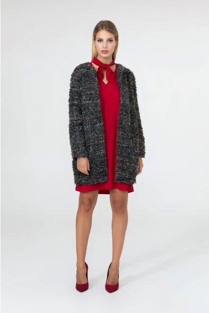 CAPPOTTO LUREX