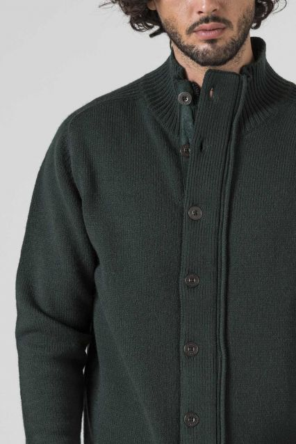 CARDIGAN BOTTONI METALLO