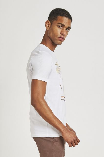 T-SHIRT STAMPA TROPICAL