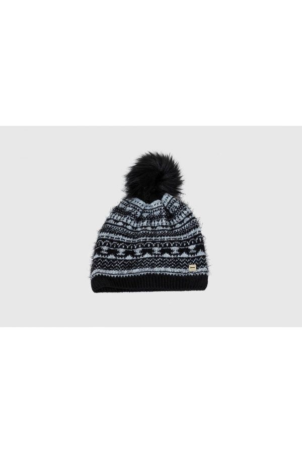 CAPPELLO JACQUARD IN MOHAIR