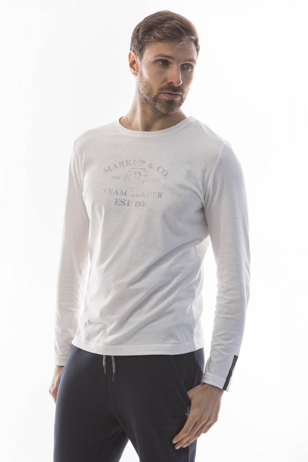 T-shirt con Stampa - M49112