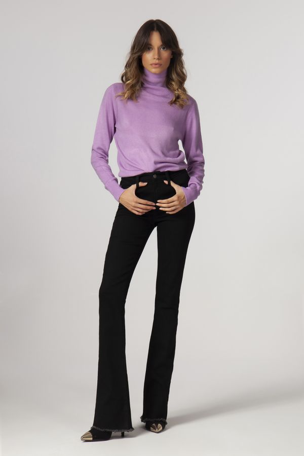 JEANS FLARE PEONIA